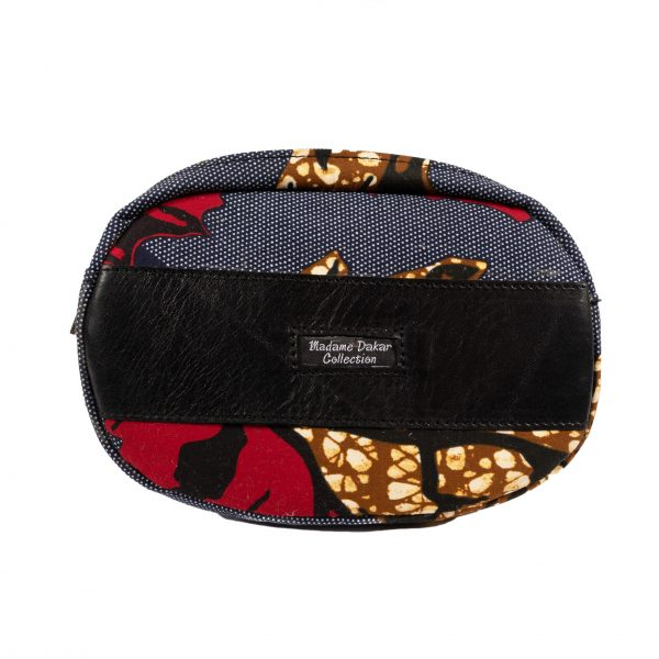 Fanny Pack red/blue