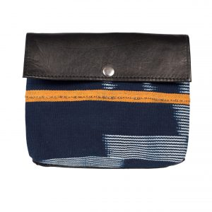 Bag Organiser Blue/Orange/Fine Lines